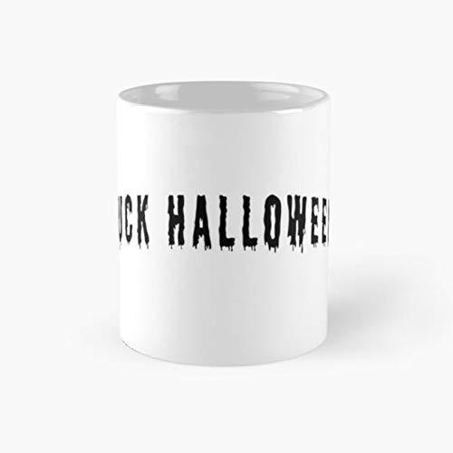 Boo Halloween 110Z Coffee Mugs