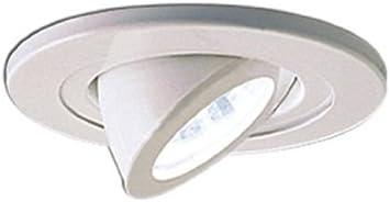 Nora Lighting NL-465W Adjustable Round Spot Trim