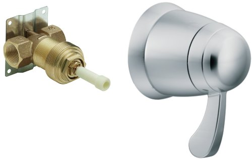 Moen TS3600-S3600 Volume Control with Valve, Chrome