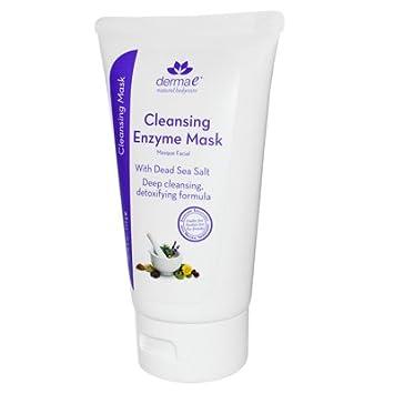 Amazon.com: Derma e Limpieza enzima Máscara – 4 fl oz: Beauty