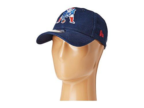 New Era  Men's New England Patriots Hist. 9Twenty Core Blue Hat