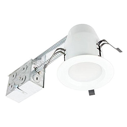 American Lighting E3S-RE-30-WH EPIQ 3 LED Economy Remodel Swivel Light Module, 3-inch, White