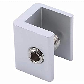 4 paquetes Cerradura de ventana de seguridad deslizante ajustable Cerradura de marco de puerta Cu/ña Restrictor de marco de ventana de seguridad para ni/ños con llave corta