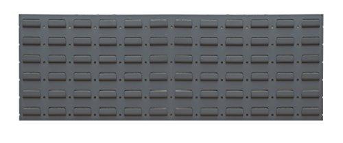 - Durham LPW-34.5X12-95 Louvered Panel, Wall, (2) 17.25