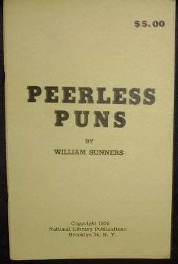 Fndfnsnsdnd peerless puns by william sunners pdf epub ebook d0wnl0ad fandeluxe Choice Image