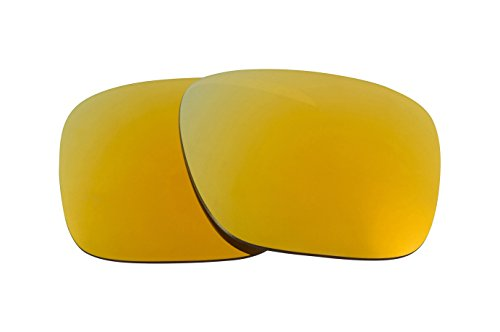 Best SEEK OPTICS Replacement Lenses Oakley HOLBROOK - 24K Gold - Holbrooks Oakleys Gold