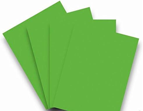 20 Blatt Qualitätspapier / Farbpapier / Kopierpapier A4 GRÜN 80g/qm Coloraction