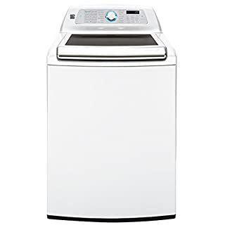 Kenmore Elite 5.2 cu. ft. Top Load Washer in White, includes delivery and hookup (B074BXLK16) | Amazon price tracker / tracking, Amazon price history charts, Amazon price watches, Amazon price drop alerts