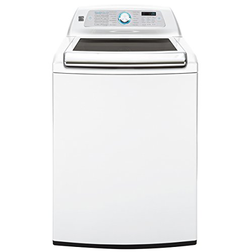 Price comparison product image Kenmore Elite 31552 5.2 cu. ft. Top Load Washer in White,  includes delivery and hookup