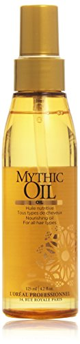 L'oreal Mythic Oil for Unisex, 4.2 Ounce by L'Oreal Paris