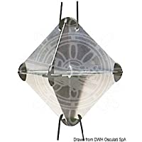 Osculati Riflettore Radar 34 x 34 x 47