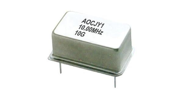 Stability Sinewave 3.3V 4-Pin Thru-Hole Tray Oscillator VC-OCXO 10MHz /±0.2ppm AOCJY1-10.000MHZ-E-SW