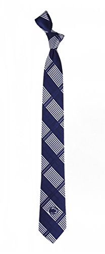 Penn State University Skinny Plaid Tie