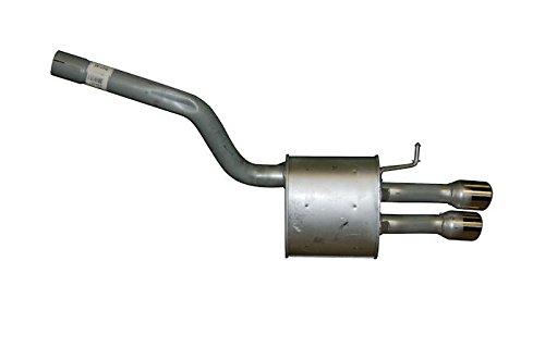 Bosal 233-167 Exhaust Silencer