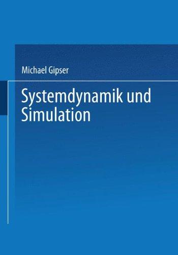 Systemdynamik und Simulation.