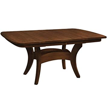 Awe Inspiring Amazon Com Lynwood Amish Dining Table Sap Cherry Wood Beutiful Home Inspiration Cosmmahrainfo