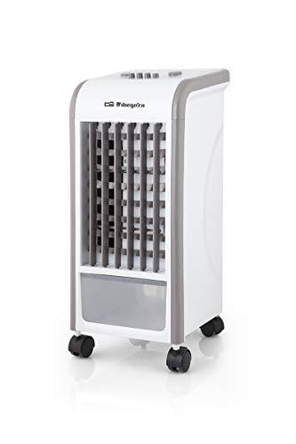 🥇 Orbegozo 1 Climatizador Portátil Evaporativo 3 En 1