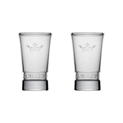 Sobieski Vodka Shot Glasses (Set of ()