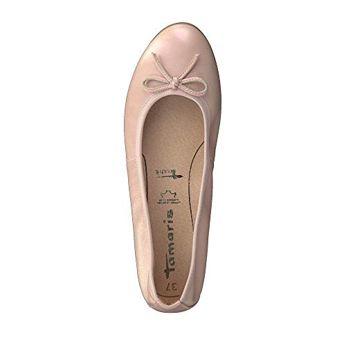 Donna Ballerine 1 Rosa Pearl 1 rose 22116 599 Tamaris 599 22 5YXqw0a