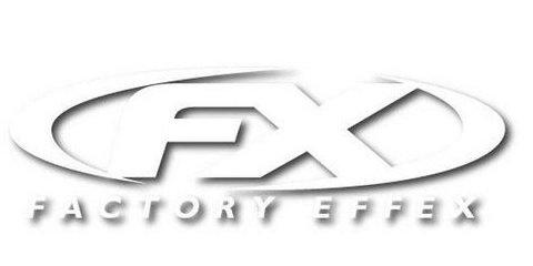 Factory Effex Die Cut Sticker - 12
