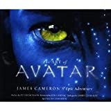 by Lisa Fitzpatrick (Author) James Cameron (Epilogue), Peter Jackson (Preface), Jon Landau (Foreword) The Art of Avatar: James Cameron's Epic Adventure (Hardcover)