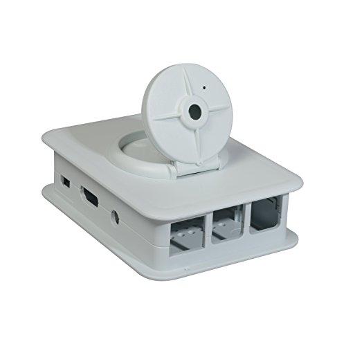 Tek Cam3  Your Raspberry Pi   Camera Module Case  Pi3  Pi2  And B     White