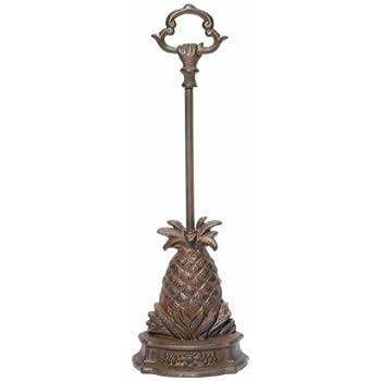 Amazon Com Cast Iron Pineapple Door Porter Pineapple