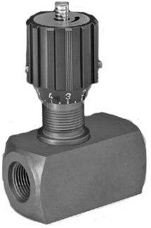 Hydac 705090 - Hydac DV-30-01.X/5, Seal Typex3d; Viton, Line Mounted Needle Valve ()