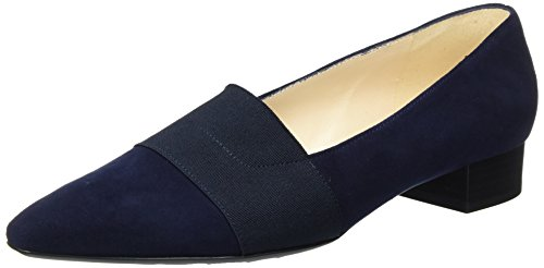 Peter Kaiser Ladies Lagos Pumps Blu (notte Suede 104)