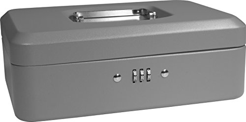 BARSKA-10-Inch-Cash-Box-with-Combination-Lock