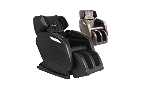 Electric Zero Gravity, Foot Roller, Shiatsu Recliner with Heat and Audio