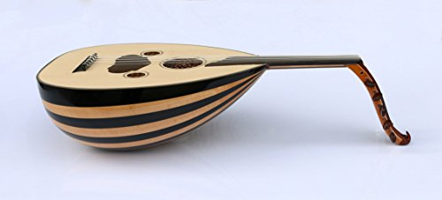 Turkish Quality Walnut And Maple String Instrument Oud Ud by SALA