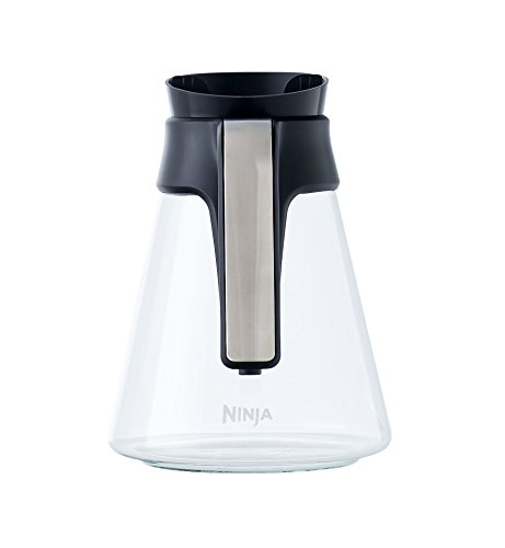 - Ninja Coffee Bar 6-Cup Glass Replacement Carafe for Coffee Bar Brewers (CFCARAFEG)