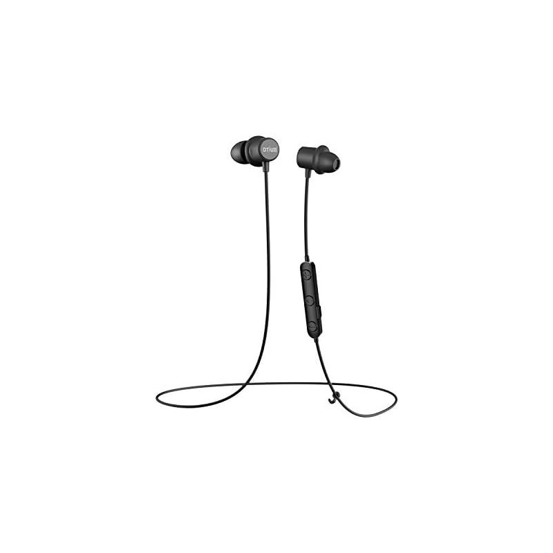Bluetooth Headphones, Otium M10 Magnetic