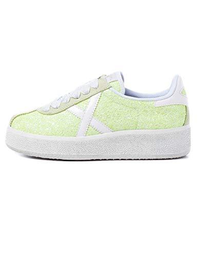 Donna Giallo Munich Sneaker Barru Sky 14 wq64vR7