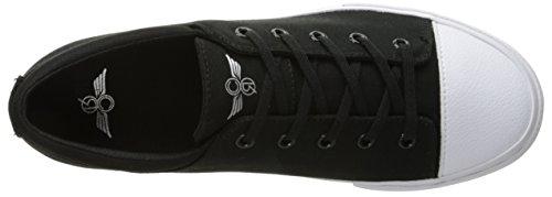 Kreativ Rekreation Mænds Forlano Mode Sneaker Sort / Hvid dgr0k