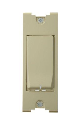 Leviton AWWCT-C Renoir II Switch Color Change Kit, Thin Heat Sink, Custom Painted by Leviton