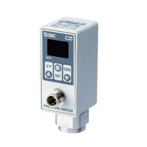 SMC ISE70-N02-65-P pressure switch, digital
