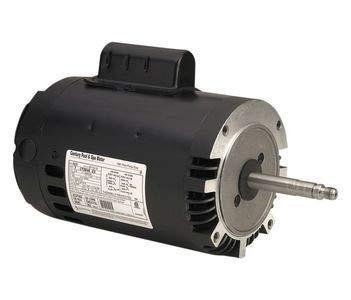 amazon com pool motor 3 4 hp 3450 rpm 230 115vac home improvement rh amazon com