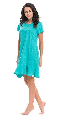 dn-nightwear - Camisón - para mujer Verde