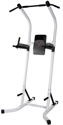 Body Champ Fitness Multi Function Power Tower/Multi Station for Home Office Gym Dip Stands Pull Up VKR/Space Saving - Station Pull Portable Up