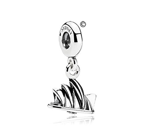 Pandora Sydney Opera House Sterling Silver Charm No. 791175