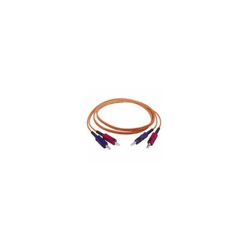 CABLES TO GO 1m fiber optic patch cable sc - sc multi mode duplex pvc