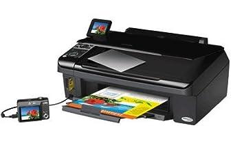 Epson Stylus SX405 - Impresora multifunción (Inyección de ...