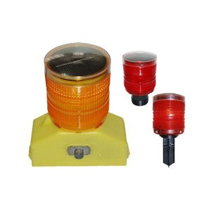 Solar Masters 360 Degree Solar Barricade Type D Hazard (Solar Str Light)