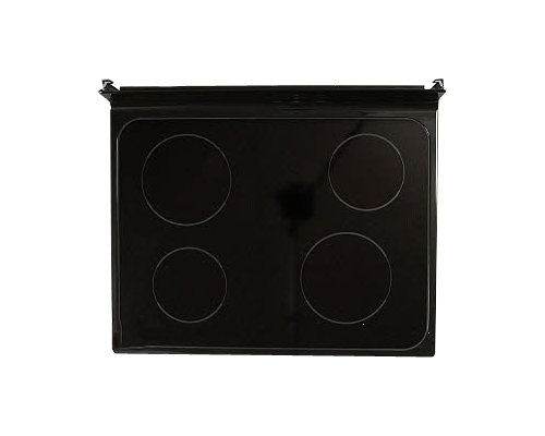 General Electric WB62T10282 Range/Stove/Oven Glass Cooktop by GE