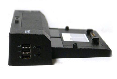 Dell Latitude E-Port Plus Replicator PR02X With 130W PA-4E AC Adapter by Dell (Image #2)
