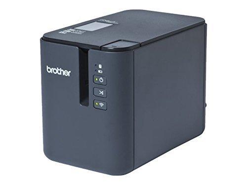 Brother Mobile PTP900W PT-P900W Powered Wireless Desktop Laminated Label PRINTER