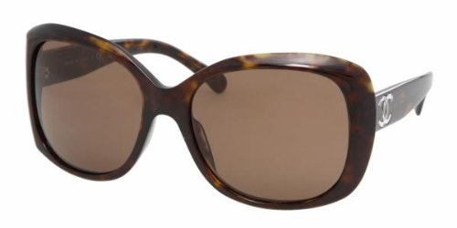 Gafas de Sol Chanel CH5183 DARK HAVANA/ BROWN+A.R. GREEN ...
