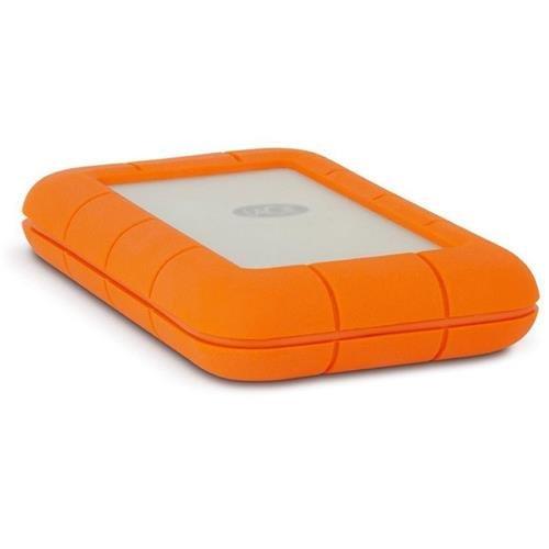 LaCie Rugged Thunderbolt USB 3.0 2TB External Hard Drive Portable